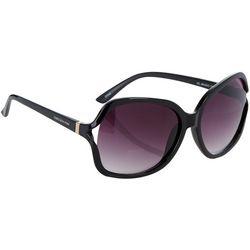 Jones New York Womens Oversized Vented Sunglasses