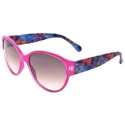 Leoma Lovegrove Womens Club Mermaid Pink Sunglasses