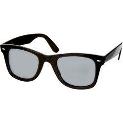Bay Studio Womens Way Black Sunglasses