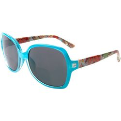 Leoma Lovegrove Womens Club Mermaid Blue Sunglasses