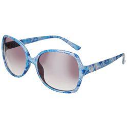 Leoma Lovegrove Womens Blue Beachcombers Sunglasses