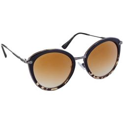 Coral Bay Womens Tortoise Brown Cat Eye Frame