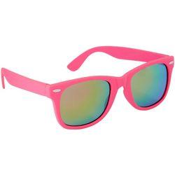 Coral Bay Womens Fuchsia Pink Sunglasses