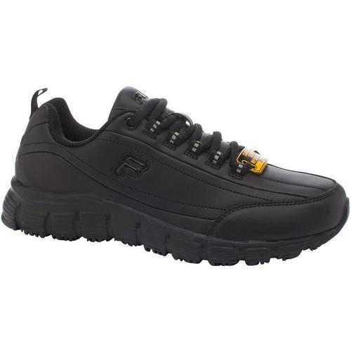 e02d324b2e29 Fila Womens Memory Radiance Work Shoes