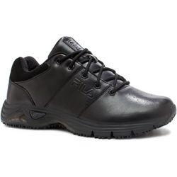 Mens Memory Breach Low Work Shoes