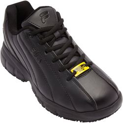 Fila Mens Memory Niteshift SR Work Shoes