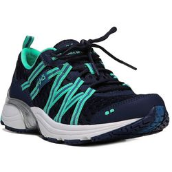 Ryka Womens Hydro Sport Blue & Teal Water Shoes