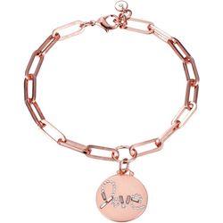 Jolie Femme Love Mother Daughter Charm Bracelet