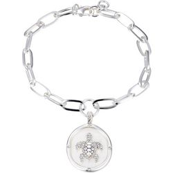 Jolie Femme You're Turtley Awesome Charm Bracelet