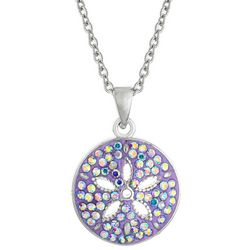Florida Friends Sand Dollar Pendant Necklace