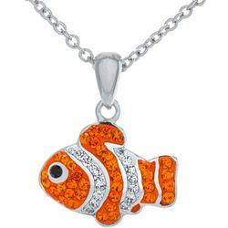 Florida Friends Clownfish Necklace