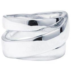 Ocean Treasures Silver Tone Wrap Around Fashion Ring
