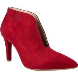 Rialto Womens Maverick Textile Ankle Boots