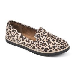 White Mountain Womens Denny Loafer Flats