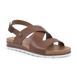 White Mountain Womens Discover Sandals