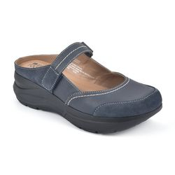 White Mountain Womens Fit Mules