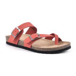 White Mountain Womens Gracie Thong Sandals