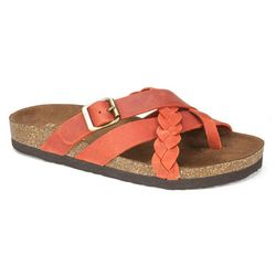 White Mountain Womens Harrington Thong Sandals