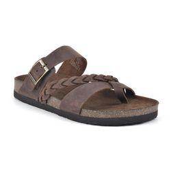 White Mountain Womens Hazy Thong Sandals