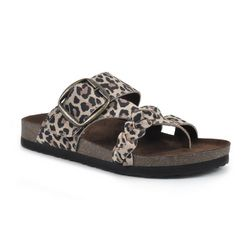 White Mountain Womens Heartfelt Thong Sandals