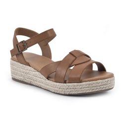White Mountain Womens Dapper Sandals