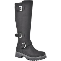 Cliffs by White Mountain Womens Madera Tall Boots