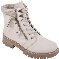Cliffs by White Mountain Womens Mandy Ankle Boots