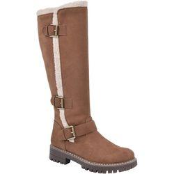 Cliffs by White Mountain Womens Merritt Tall Boots