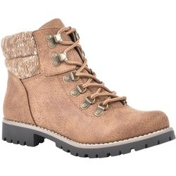 Cliffs by White Mountain Womens Pathfield Hiker Boots