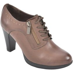Rialto Womens Purity Zipper Shootie