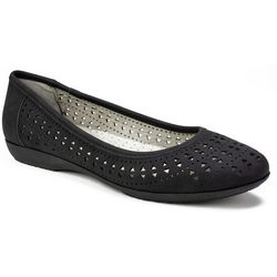 Cliffs by White Mountain Womens Caile Flats