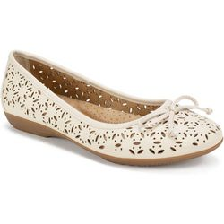 Cliffs by White Mountain Womens Cate Flats