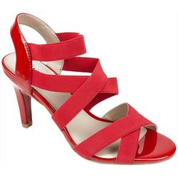Rialto Womens Roselle Strappy Dress Sandals