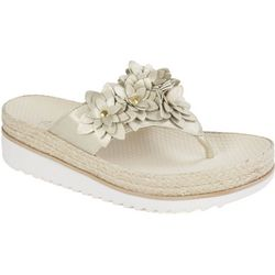 Cliffs by White Mountain Womens Estella Sandals