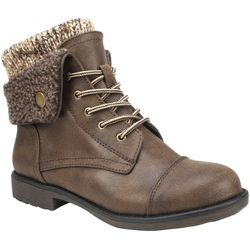 Cliffs by White Mountain Womens Downey Ankle Boots