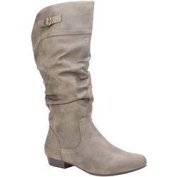 Cliffs by White Mountain Womens Fox Tall Boots