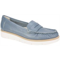 White Mountain Womans Astella Loafers