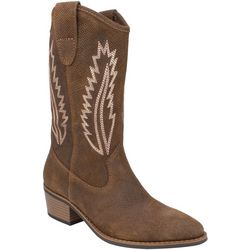 White Mountain Womens Caraway Western Boots