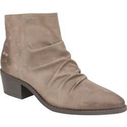 White Mountain Womens Carriden Ankle Boots