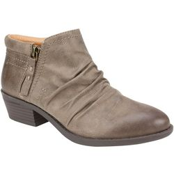 White Mountain Womens Dalilah Ankle Boots