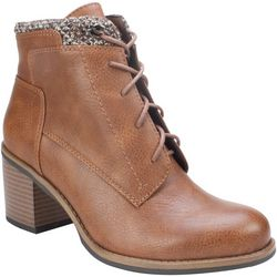 White Mountain Womens Desmen Ankle Boots