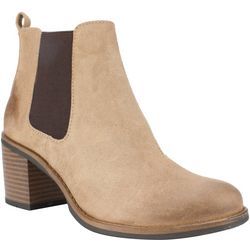 White Mountain Womens Destiny Chelsea Boots