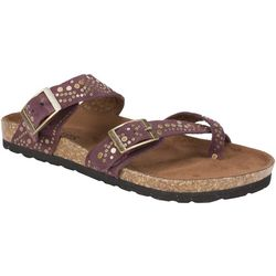 White Mountain Womens Graham Sandals