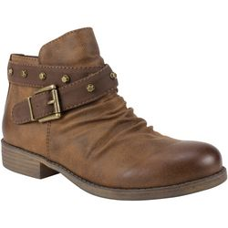 White Mountain Womens Savant Ankle Boots