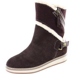 Womens Teague Fleece Lined Boots