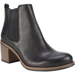 White Mountain Womans Destiny Burnished Boots