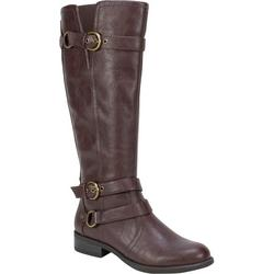 Womans Loyal Wide Calf Tall Boots