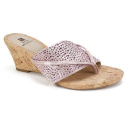 White Mountain Womens Alexandria Thong Sandals