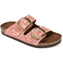 White Mountain Womens Harlow Buckle Sandals