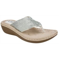 Cliffs by White Mountain Womens Calvert Sandal